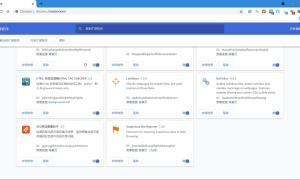 谷歌浏览器Google Chrome插件安装教程