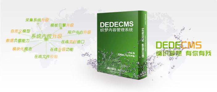 织梦dedecms安全设置之文件夹目录权限
